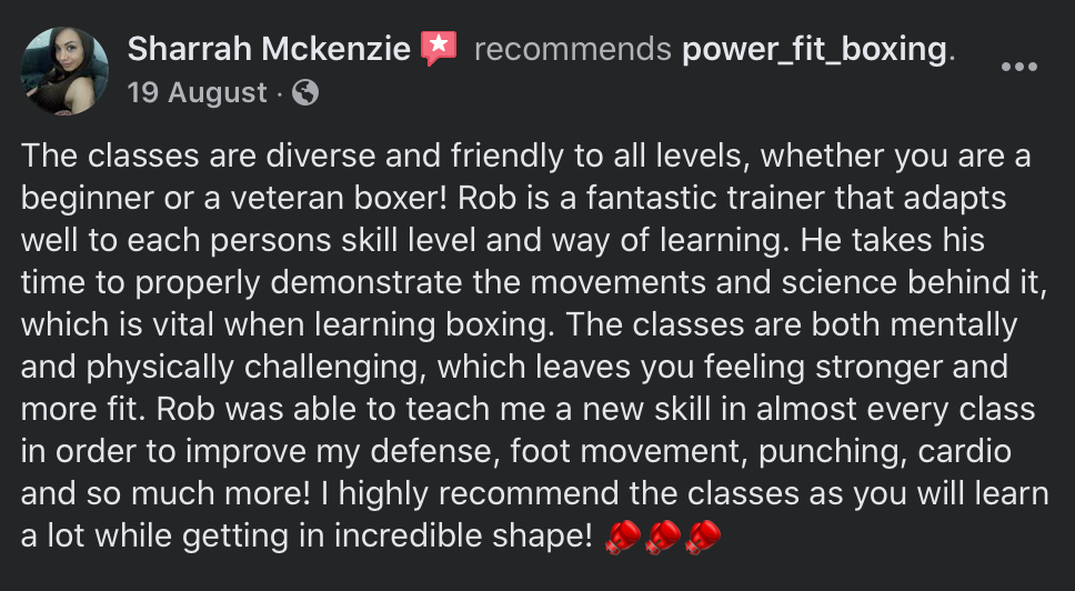 Power Fit Boxing - Barcelona
